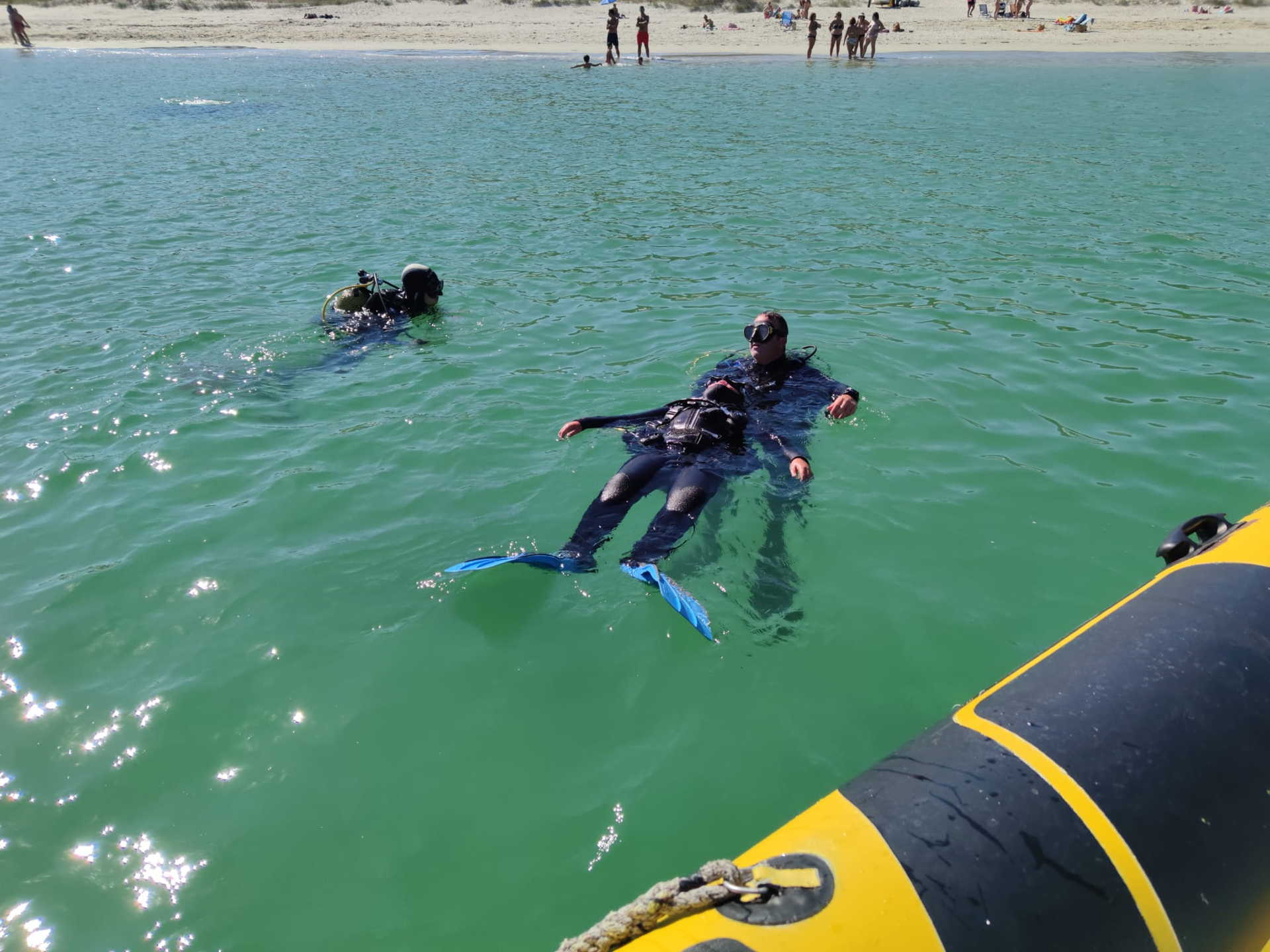 Buceador de Rescate - PADI Rescue Diver