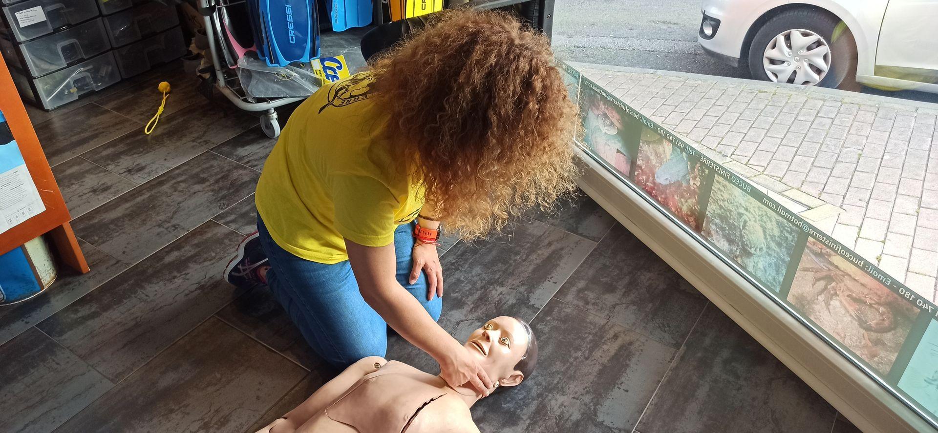 Primeros auxilios - Emergency First Response